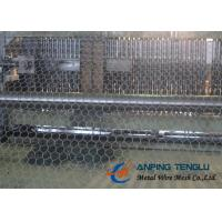 Hexagonal Wire Netting With Corrosion Resostamce & Oxdation Resistance Manufactures