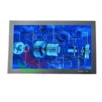 Rugged Metal Frame Video LCD CCTV Monitor 21.5 Inch DVI HDMI 1920 * 1080 Resolution Manufactures