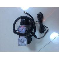 Most Popular Single Small Air Compressor With Light For All Cars Sliver And Red Manufactures