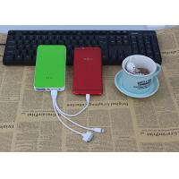 High Power Small 12V Car Jump Starter Power Bank 8000 mAh High Starting Current Manufactures
