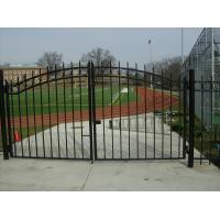 Decorative Steel Wire Mesh Fence Panels Gate Hot Dipped Galvanized Surface Manufactures