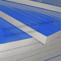 China EPS Polystyrene Insulated Sandwich Panels on sale