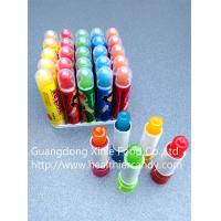 Lipstick Candy , Funny And Lovely Shape Fashionable Sweet Candy Manufactures