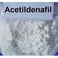 Male ED Sexual Enhancement Acetildenafil Hongdenafil for Erectile Dysfunction Treatment CAS 831217-01-7 Manufactures