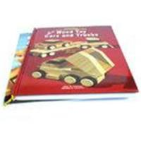 210 * 285mm Inner4C+4C 120gsm wood free paper Childrens Coloring Book Printing Service Manufactures