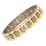 Plating Stainless Steel/Titanium Bracelet(Gold Color) Manufactures