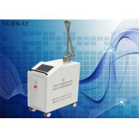 Professional Q Switch ND YAG Laser Tattoo Removal Spider Vein Removal Spot Removal Spectra Laser Manufactures