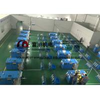 Passive / Active Pay Off Copper Wire Bunching Machine For 0.08mm - 0.45mm Copper Wire Manufactures