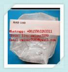 CAS 1182367-47-0 Hgh Human Growth Hormone SARMS Powder Rad140 Increasing Lean Body Mass Manufactures