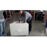 200L accept customized order  plastic material solid style storage crates with lid Manufactures