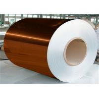 Light Weight Mirror Surface Polished Aluminum Coil For Interior Mosaic Panel Manufactures