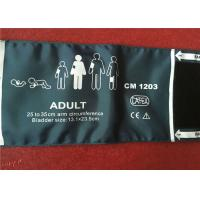 Adult Non Invasive Blood Pressure Cuff With One / Two Tube Hose 27 - 35cm Size Manufactures