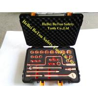 China Non-Sparking Socket Set 32 Pcs 1/2 Drive By Copper Berylium FM Certificate on sale