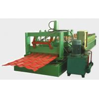 StepTile Roll Forming Machine, Forming Machine Manufactures