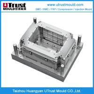 China Custom design storage Turnover Box Mold on sale