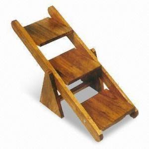 Wooden Magazine Rack, Measuring 30 x 30 x 70cm Manufactures