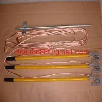 Portable short-circuit earthing rod Manufactures