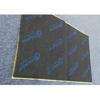 Aluminum Foil Sound Insulating Material Three In One Black Waterproof for Car Manufactures