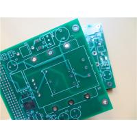 China Power Supply PCB Board on 3 Oz FR-4 green soldermask With HASL on sale