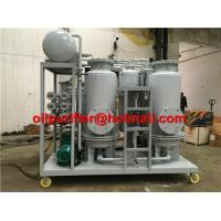 China NEW ! Black Cooking Oil Cleaning Purification Plant, Vegetable Oil Decoloration Machine, Edible Oil Decoloring on sale
