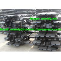 Quality Track Pad for IHI CCH2500 Crawler Crane Undercarriage parts Made in China for sale