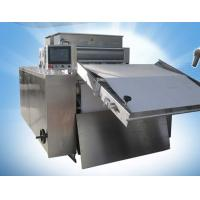 servo motor double cookie color cookie machine with tray stainless steel biscuit factory size 400mm Manufactures