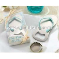 Buy cheap Fip-flop Bottle Opener Wedding Party Anniversary Favors from wholesalers
