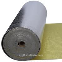 Sound Absorption Construction Heat Insulation Foam Blanket For Roofing Insulation Manufactures
