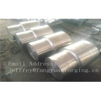 Alloy Steel Forged Shafts Blank C35 C45 42CrMo4 36CrNiMo4 4330 34CrNiMo6 4140 SNCM439 BS816M40 4130 4340 Manufactures