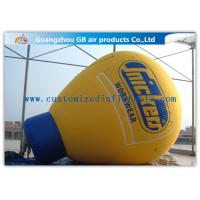 Large Inflatable Advertising Balloon / Air Floor Balloon For Promotion Manufactures
