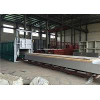 Natural Gas 900 Degree Celcius Bogie Hearth Furnace For PWHT Heat Treatment Manufactures