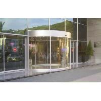 Full or semi circle Concave or convex version arc door / curved glass doors Manufactures