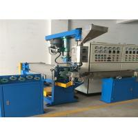 Automated Wire Extruder Machine , PVC Cable Manufacturing Machine 500 M/Min Manufactures