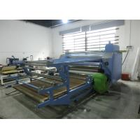 Sublimation Roller Heat Transfer Machine Continuous Air Pressure Manufactures
