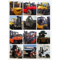 Cheap Price With Good Condition Shanghai Forklift Yard Used Forklift Series Manufactures