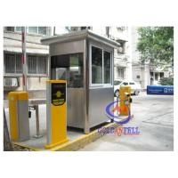 China Mobile Portable Prefab sentry box shed used in traffic center on sale