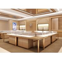 Contemporary Jewelry Product Showroom Display Cases With Pre - Assembled Structure Manufactures