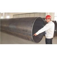 Large Diameter API 5L Steel Pipe GR.B 50mm , Heat Exchanger Tubes Oil pipe Manufactures