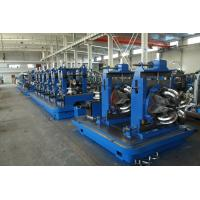 Hot Rolled Steel Strips Pipe Mill , Steel Pipe Making Machine Manufactures