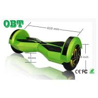 High-Tech Smart Balance Scooter 4400mah Dual Wheels Self Balancing Electric Scooter Manufactures