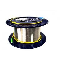 China 100m/500m/1km Fiber Optic OTDR Launch Cable Spool  SM G657A1 Bare  Optical Fiber on sale