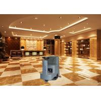 China Hard Floor Battery Powered Floor Scrubber With 30kg Brush Pressure on sale