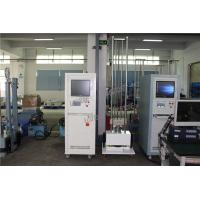China 50g 11ms,100g 6ms Mechanical Shock Test Equipment , Laboratory Battery Testing System on sale