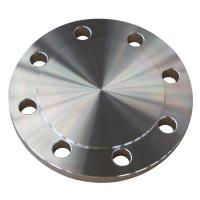 Anti - rust Oil DN10 - DN2000 ASTM A182 F22 Steel Blind Flange Forged Manufactures