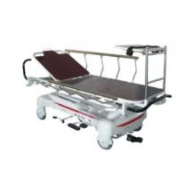 X - Ray Hydraulic Rise And Fall Stretcher Cart , Ambulance Trolley CE Certificate Manufactures