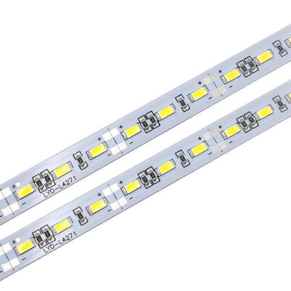 Quality DC 5V Custom LED PCB , LED Light Bar Module For Portable Acrylic Stand Sign for sale