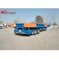 Transporting Containers Extendable Flatbed Trailer Filled With Liquid Bath Tub Manufactures