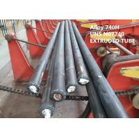 740H / UNS N07740 High Performance Superalloy , Special Alloys Semless Tube And Pipe Manufactures