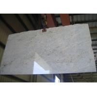 Interior Kashmir White Granite Stone Slabs Granite Wall Tiles 20mm Thickness Manufactures