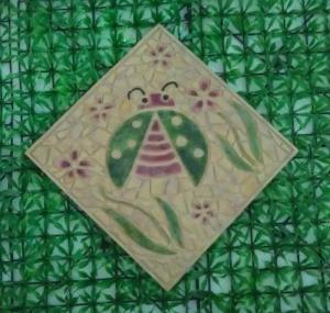 Garden Stepping Stone Decoraiton (SFR0664) Manufactures